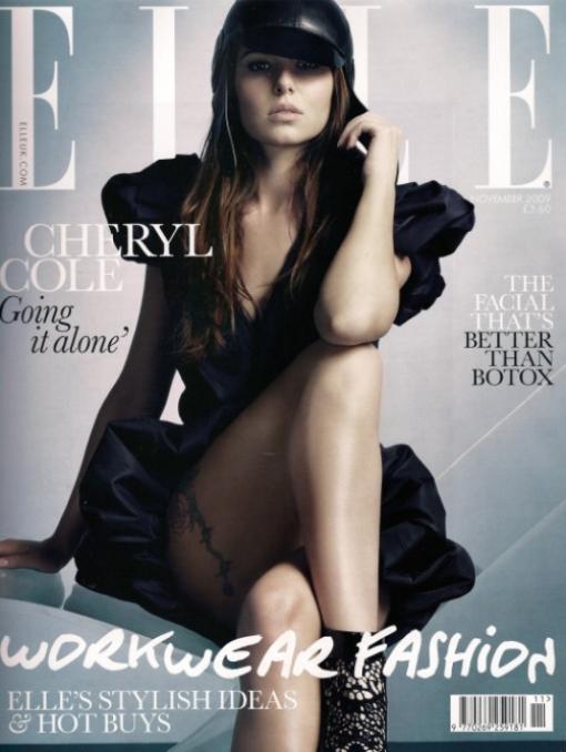 Najbogatsze brytyjskie wokalistki Cheryl Cole