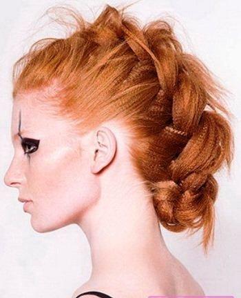 Fryzury Które Sprawiają że Rude Włosy Wyglądają Naprawdę