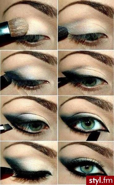 Makijaż Oka Krok Po Kroku 6 Wzorów