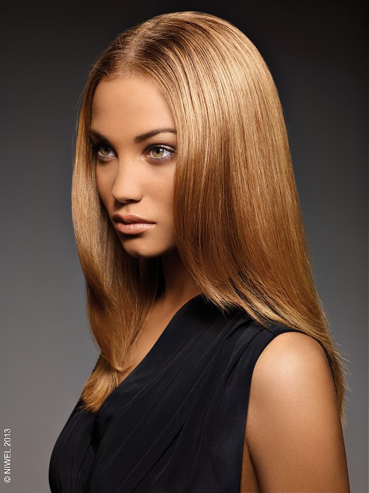 Karmelowy Blond Najmodniejszy Kolor 2015