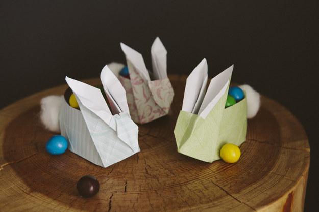Królicze origami