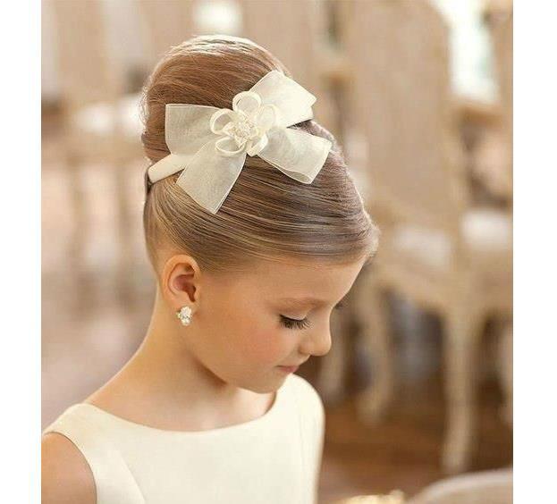 Znalezione obrazy dla zapytania fryzury dla dziewczynek