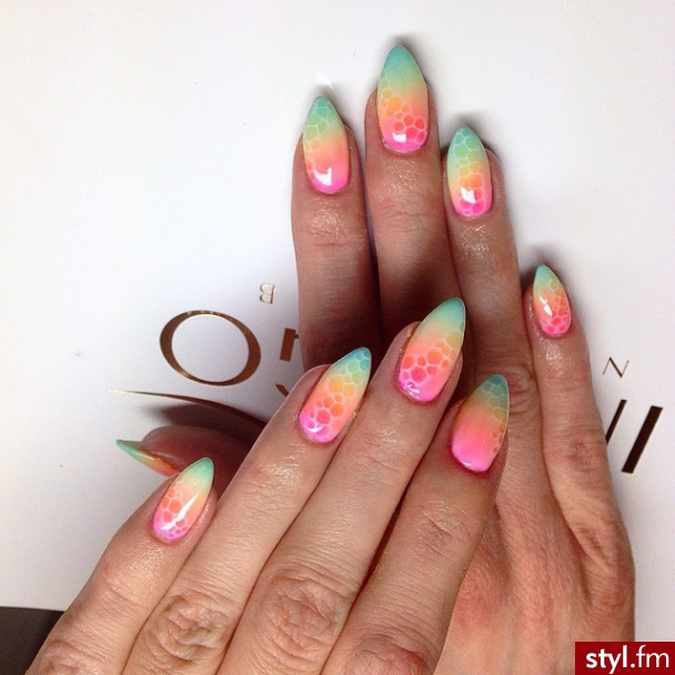 Wzorki Manicure Dla Kobiet Poszukujących Nowości