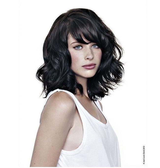 średnie Cieniowane Włosy 32 śliczne I Kobiece Fryzury Półdługie