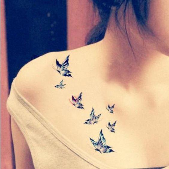 Małe Tatuaże Dla Dziewczyn Słodszych Wzorów Nie Znajdziecie