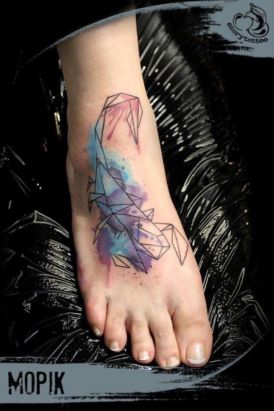 Tatuaże Z Znakiem Zodiaku 15 Najpiękniejszych Wzorów Dla