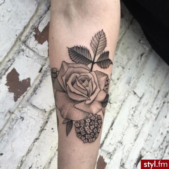 Tatuaże 2017 Galeria Pełna Kobiecych Inspiracji
