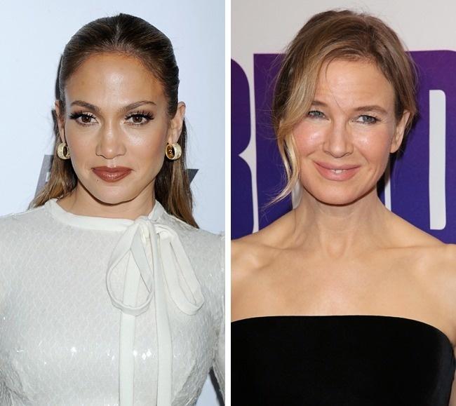 Jennifer Lopez i Renée Zellweger — 47 lat