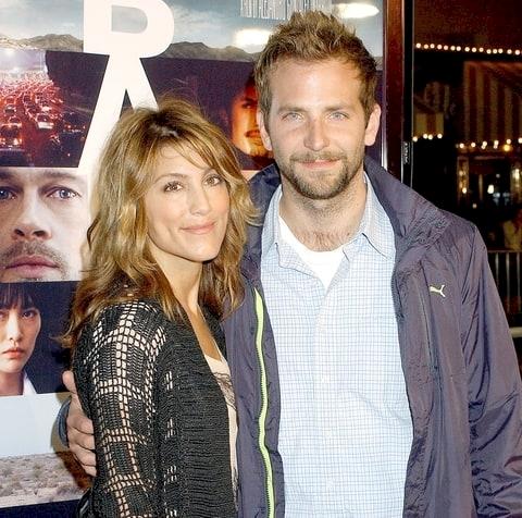 Bradley Cooper i Jennifer Esposito. Ich małżeństwo trwało około 4 miesięcy.