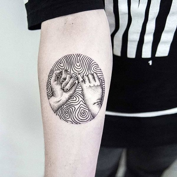 Modne Czarno Białe Tatuaże Nowoczesne Wzory Które Was