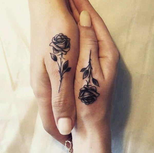 Tatuaże Dla Sióstr I Najlepszych Przyjaciółek Galeria