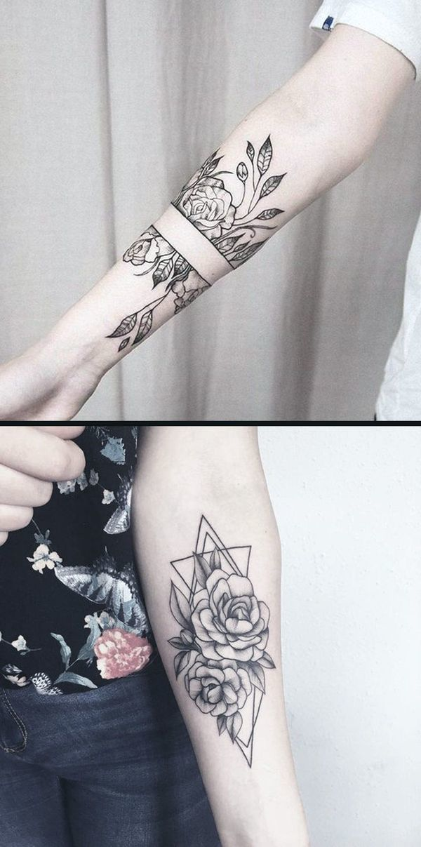 Tatuaże Przedramie Wzory Dla Dziewczyn Billedgalleri