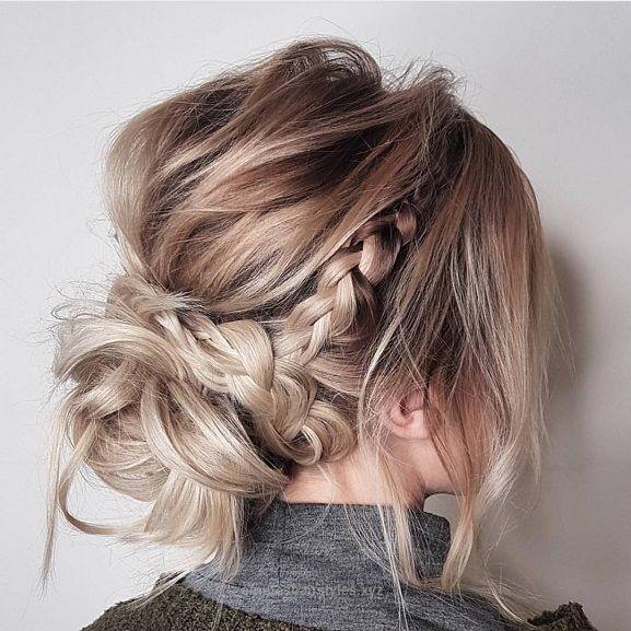 Fryzury Z Półdługich Włosów Prześliczne Uczesania Które