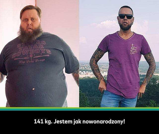 Big Boy schudł 141 kg!