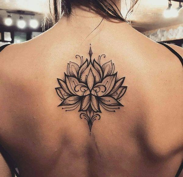 Tatuaże Na Plecy Galeria Kobiecych I Unikatowych Wzorów