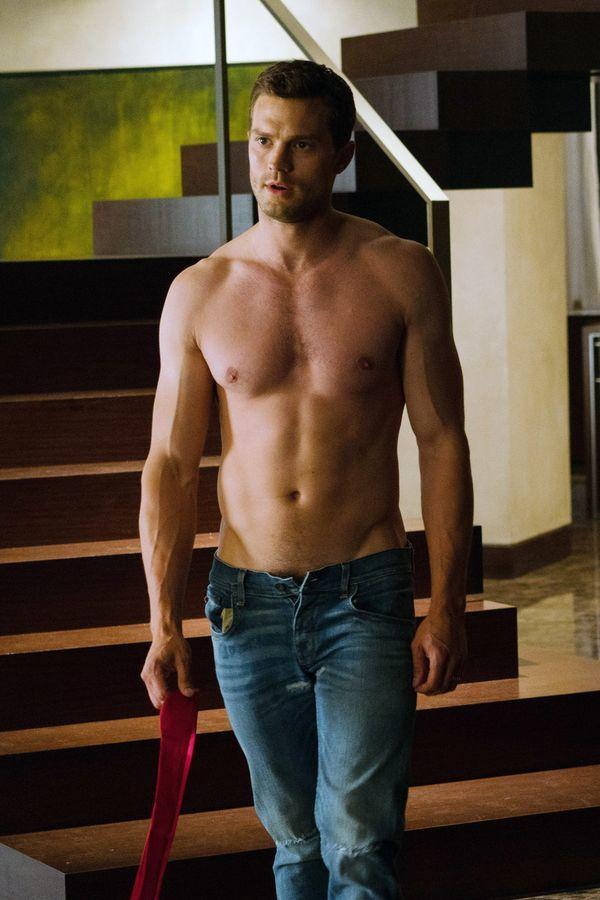 Tak wygląda Christian Grey, a syn Wolszczak? :)