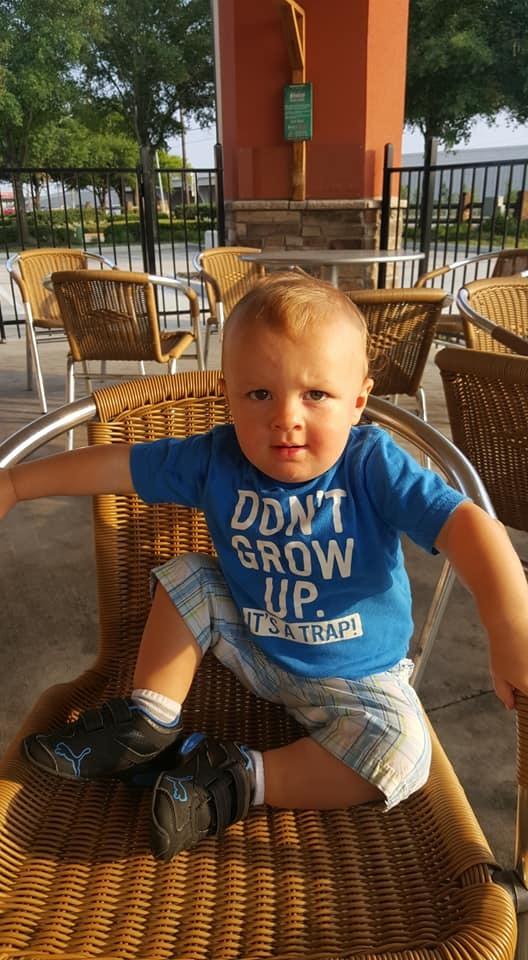 Mały Jackson utonął w wieku zaledwie 18 miesięcy. Wcześniej mama uczyła go pływać