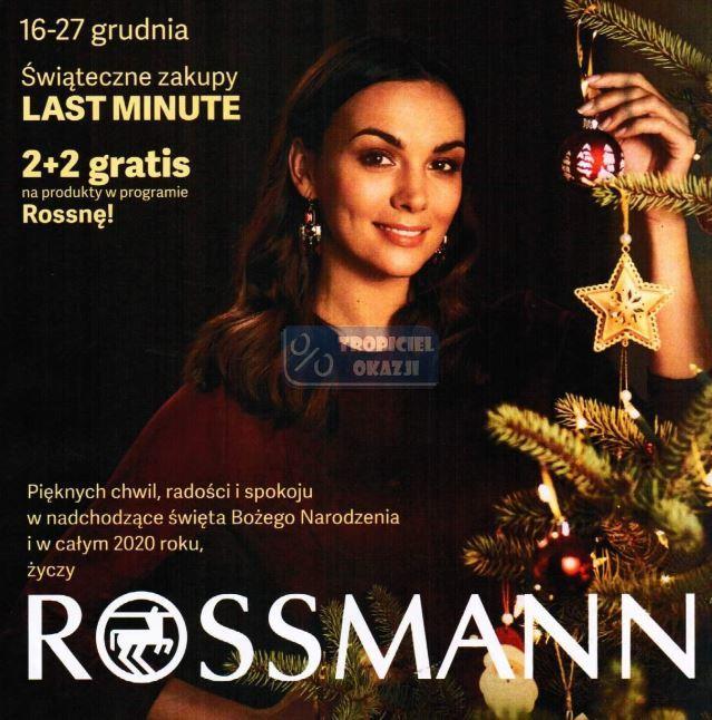Twarzą Rossmanna obecnie jest Paulina Krupińska.