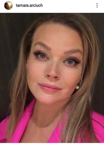 Tamara Arciuch właśnie skończyła 46 lat..