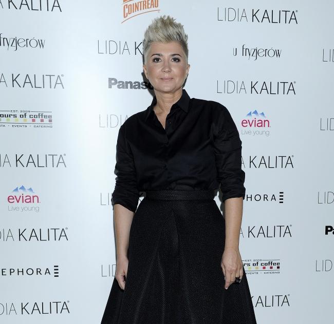 Lidia Kalita - prezentacja nowej kolekcji, czerwiec 2014, fot. Akpa