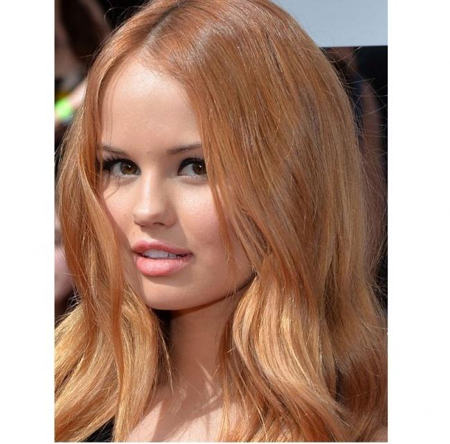 Modne Kolory Włos 243 W Truskawkowy Blond