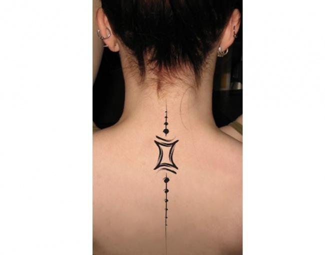Mały Tatuaż Ze Znakiem Zodiaku Urocze Wzory Na Nadgarstek