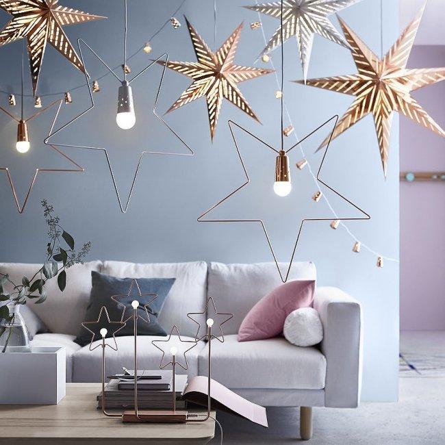Ozdoby świąteczne Ikea 2015 Co Na Boże Narodzenie