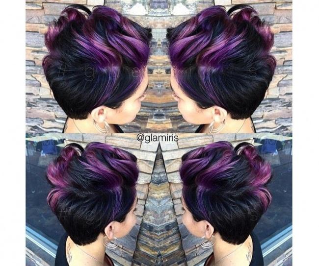 Modne Kolory Dla Krótkich Włosów Gorące Trendy 2016