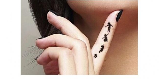 Urocze Małe Tatuaże Dla Dziewczyn Duża Galeria Wzorów