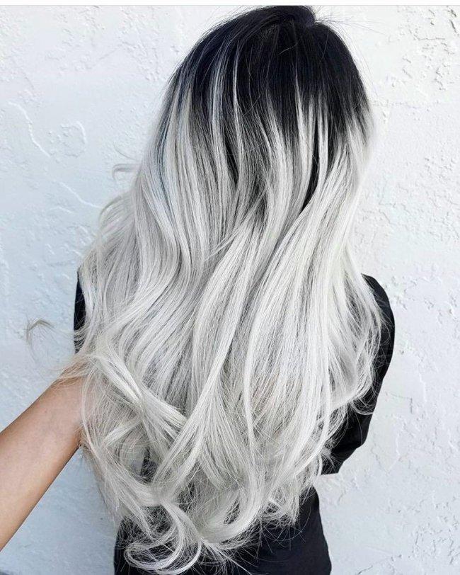 Hot Trend W Koloryzacji Włosów Ciemne Odrosty Przekonaj Się że