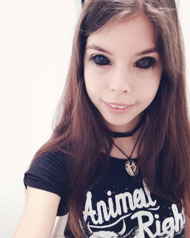 Aleksandra Sadowska Straciła Wzrok Przez Tatuaż Oczu Teraz