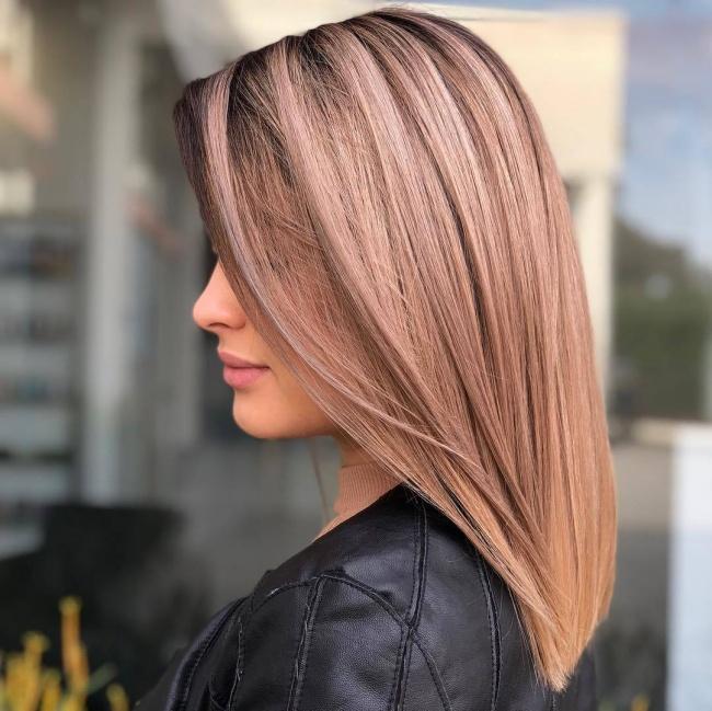 Modne Kolory Włosów 2018 Najciekawsze Pomysły Na Wiosenną Koloryzację