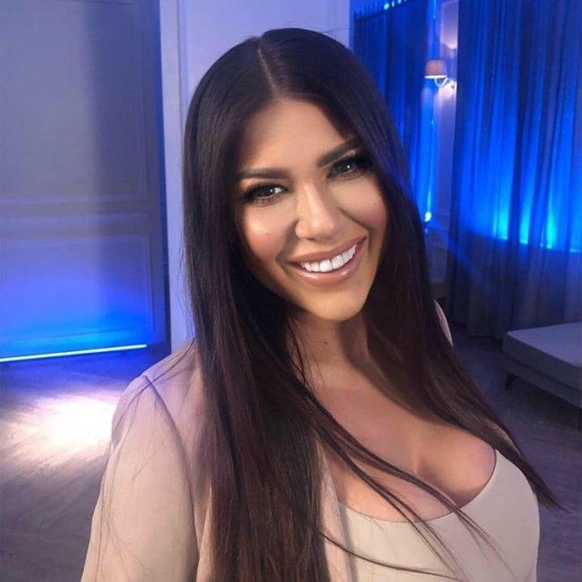 Iwona Węgrowska w programie Mai Sablewskiej przeszła niesamowitą przemianę. Wyglądała jak Kim Kardashian!