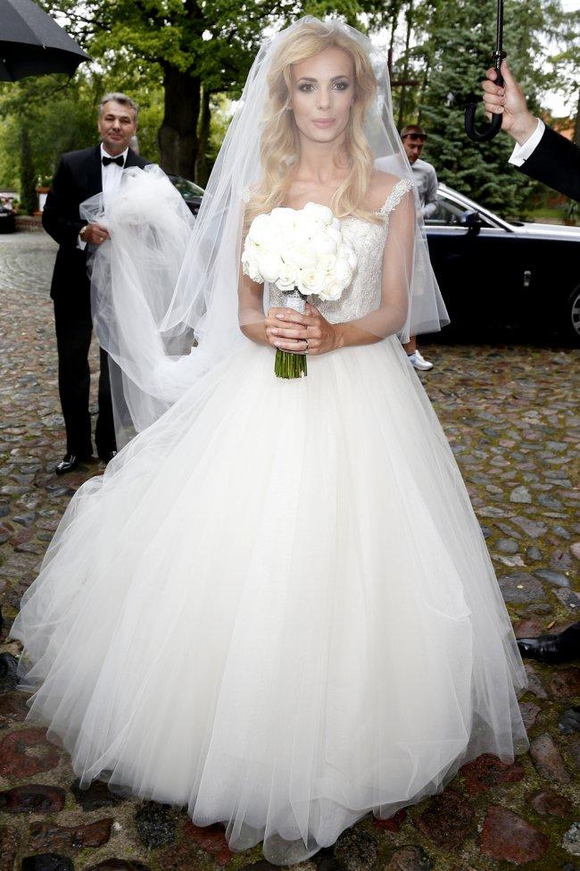 Ślub Izabeli Janachowskiej i Krzysztofa Jabłońskiego, 2014 rok